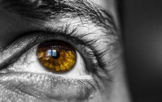 Eye Migraine Pain